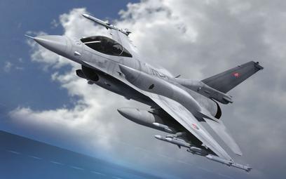 Wizja samolotu F-16 Block 70 w barwach słowackiego lotnictwa. Rys./Lockheed Martin.