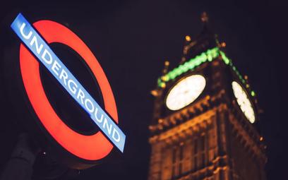Londyńskie metro wyciśnie pieniądze z logo