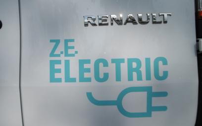 Renault Kangoo Z.E.: Towar z prądem wiozę