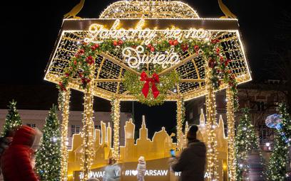 Miasta gotowe do świąt, ale iluminacje skromniejsze niż dotąd