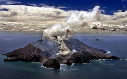 Nowa Zelandia: Erupcja wulkanu, co najmniej pięć ofiar