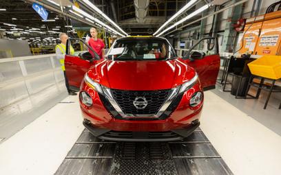 Start produkcji drugiej generacji Nissana Juke