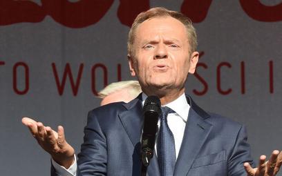 Nizinkiewicz: Słowami Tusk Polski nie zmieni