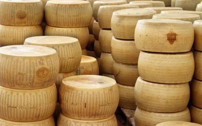 Spółdzielnia mleczarska spod Bolonii znalazła nietypowy sposób sfinansowania swych potrzeb korzystając z sera jako zabezpieczenia