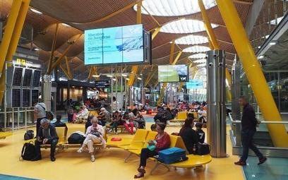 Większy ruch na lotniskach w Hiszpanii