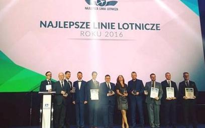 Zwycięzcy plebiscytu. facebook.com/przeloty