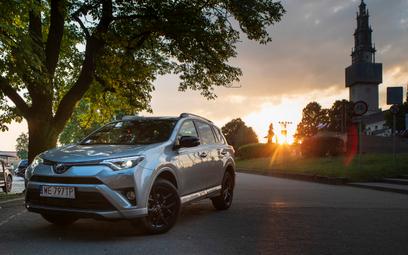 Toyota RAV4 hybrid: Dopasuj ją do własnych potrzeb