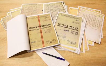 Teczki TW Bolka w archiwum IPN