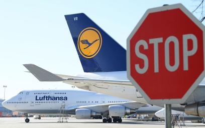 Lufthansa uziemiona do października 2020
