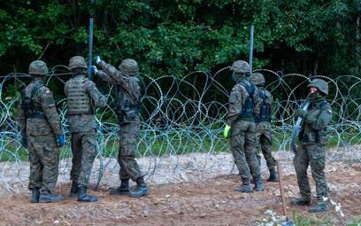 Pełzająca wojna przy granicy