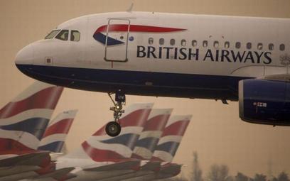 British Airways lata na używanym oleju jadalnym