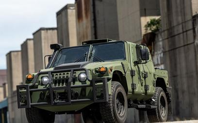 Tak wygląda następca słynnego wojskowego Humvee