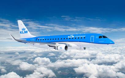 KLM będzie latał z Poznania