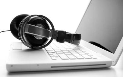Cyfrowa muzyka zaczyna dominować na rynku
