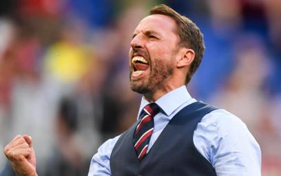 Gareth Southgate trenerem reprezentacji Anglii jest od roku 2016