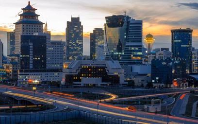 Astana jest przykładem możliwości rozwojowych Kazachstanu