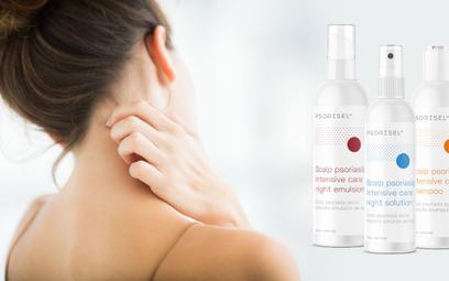 Psorisel – szampon i dermokosmetyki do skóry z łuszczycą