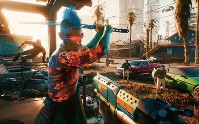 """""""Cyberpunk"""" był najbardziej kontrowersyjną premierą w 2020 r."""