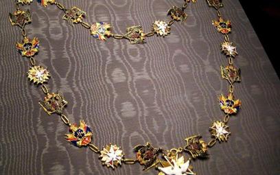 Łańcuch Orderu Orła Białego, fot. shakko/CC 3.0