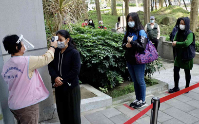 Tajwan: Pierwszy od 9 marca dzień bez nowych zakażeń