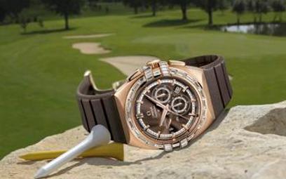Zegarki wolniej płyną ze Szwajcarii