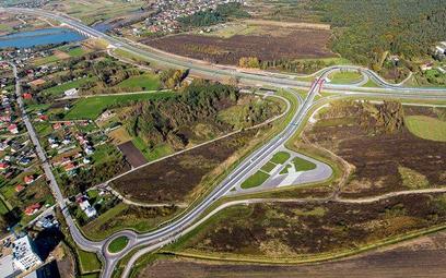 Polsko-irlandzkie konsorcjum poległo na budowie 35-km odcinka autostrady A4. Rozliczenia trwają do d
