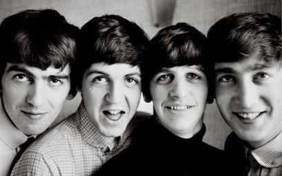 Zdjęcie The Beatles zrobione przez Normana Parkinsona