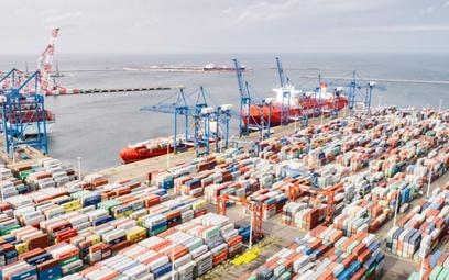 Port Gdańsk awansuje na pierwsze miejsce na Bałtyku