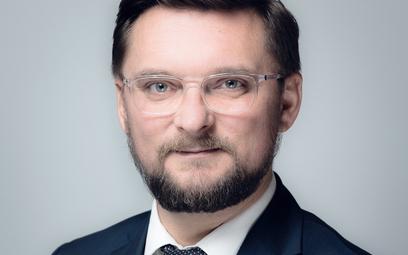 Marcin Krupa, prezydent Katowic. Fot./materiały prasowe