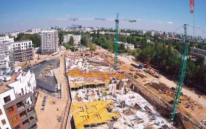 W Warszawie podaż mieszkań nie jest w stanie wrócić do poziomu sprzed pandemii
