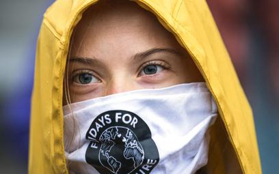 Greta Thunberg w Davos: obniżanie emisji nie wystarczy