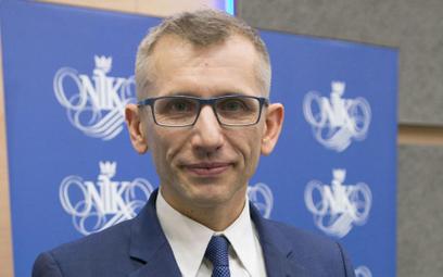 Kadencja Krzysztofa Kwiatkowskiego kończy się w sierpniu 2019 r.