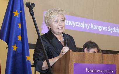 Laskowski: prof. Gersdorf nadal pobiera pensję pierwszego prezesa SN