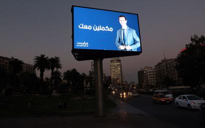 Syryjczycy wybierają Asada na czwartą kadencję
