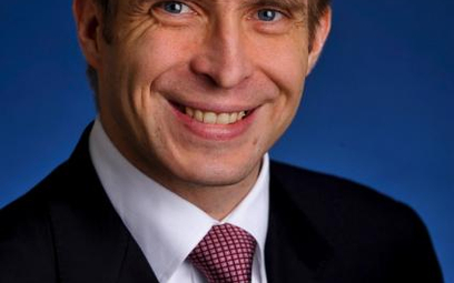 Dr Tobias Just, dyrektor Deutsche Bank Research