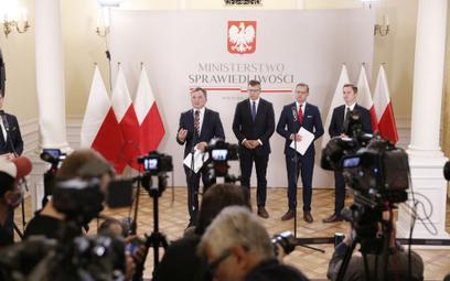 Szułdrzyński: Krótkie zawieszenie broni