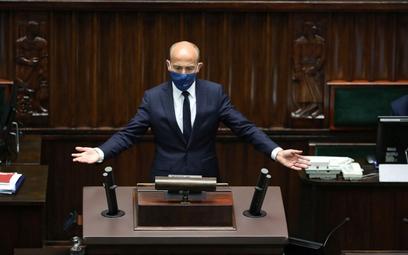 Budka: Kaczyński chce, żeby na każdym kanale był jeden program