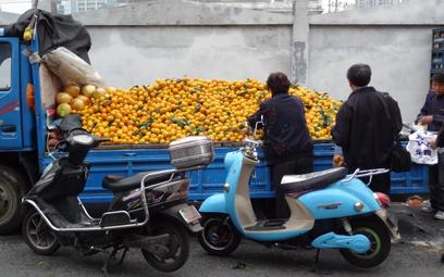 Jak Chińczycy kupują żywność?