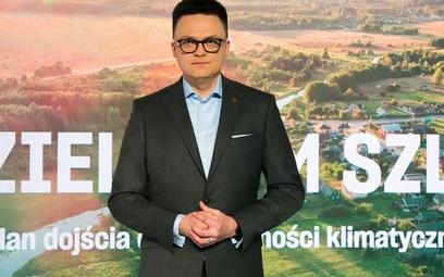 """Polska 2050: zielona czy dla """"zielonych"""" w temacie?"""