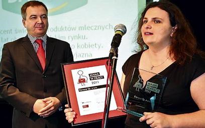 Wierzymy, że inwestycja w ludzi nam się zwróci – mówi Marzena Popowska z Danone, jednej z trzech nag