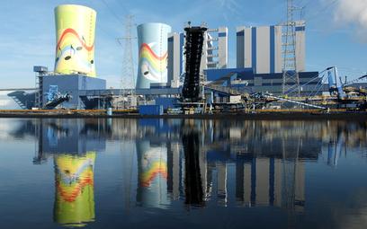 Start produkcji energii w nowym bloku w Elektrowni Opole