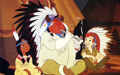 """Disney dopatrzył się treści rasistowskich w filmie """"Piotruś Pan"""" z 1951 roku"""