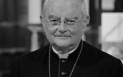 Zmarły w piątek abp Henryk Hoser, biskup senior diecezji warszawsko-praskiej zostanie pochowany w pi