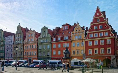 Pionierem dbania o interes pieszych był Wrocław
