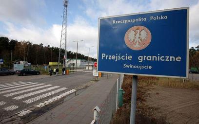 Niemcy chcą granicy z Polską