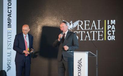 Na zdjęciu od lewej: Książę Michael von Liechtenstein, założyciel Geopolitical Intelligence Services