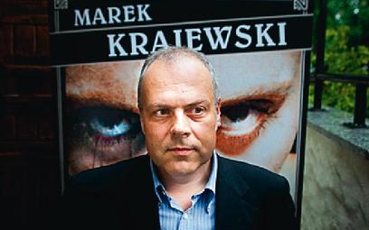 Podczas spotkania z Markiem Krajewskim fragmenty jego książki czytać będzie Krzysztof Gosztyła