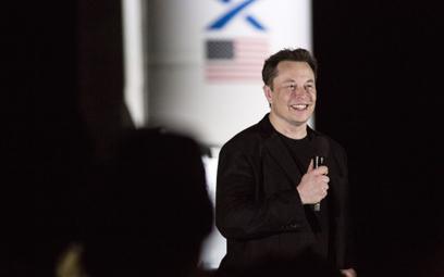 Elon Musk najbogatszy na świecie. Pokonał Jeffa Bezosa
