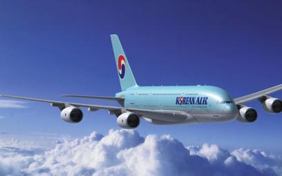 Zarzuty dla szefa Korean Air