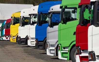Sprzedawcy ciężarówek zacierają ręce